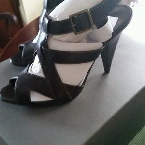 Brand New Ann Taylor Dark Brown Size 6 Shoes